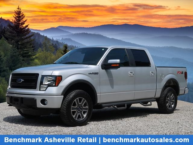 2013 Ford F150 Fx4 >> 2013 Ford F 150 4x4 Fx4 In Asheville