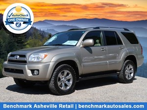 2007 Toyota 4Runner 4X4 Limited