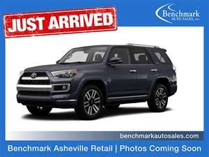 2014 Toyota 4Runner Limited Sport Utility 4D