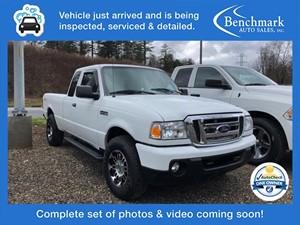 2011 Ford Ranger XLT 4wd