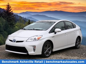 2015 Toyota Prius Four Hatchback 4D