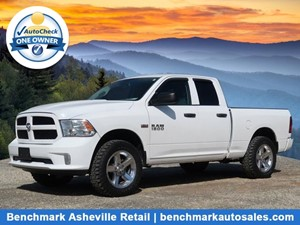 2016 RAM 1500 Big Horn Pickup 4D 6 1/3 ft