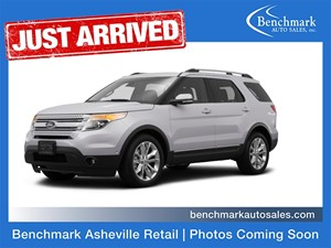 2015 Ford Explorer Limited Sport Utility 4D