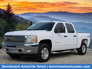 2012 Chevrolet Silverado 1500 LT Pickup 4D 5 3/4 ft