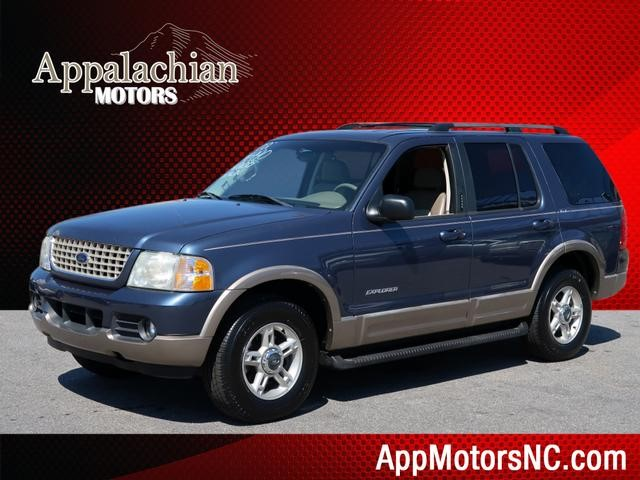2002 Ford Explorer Eddie Bauer For Sale In Asheville