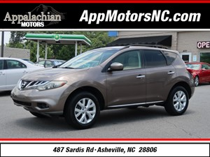 Nissan Murano SV for sale