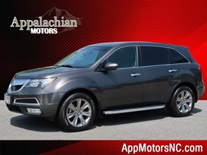 2011 Acura MDX 3.7 Advance
