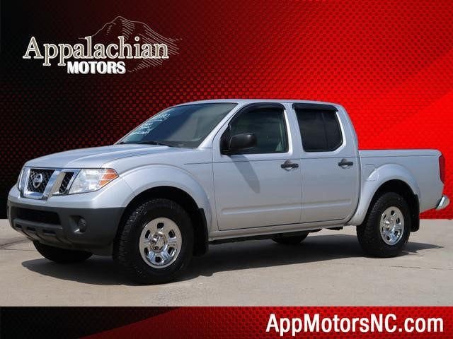 A used 2011 Nissan Frontier S Asheville NC