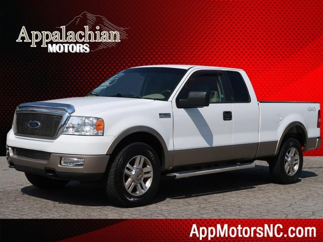 2005 Ford F150 Lariat >> 2005 Ford F 150 Lariat In Asheville