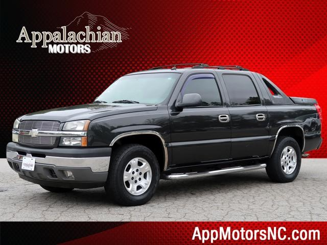 Chevrolet Avalanche 1500 in Asheville