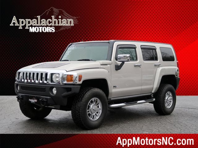 A used 2007 HUMMER H3 H3X Asheville NC