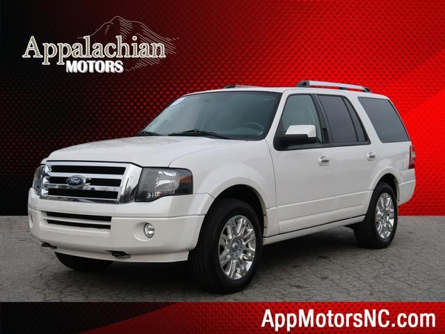 Ford Expedition Limited in Asheville