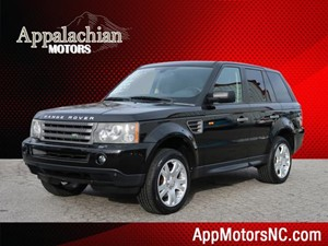Land Rover Range Rover Sport HSE for sale