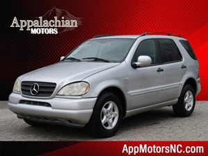 2001 Mercedes-Benz M-Class ML 320 for sale by dealer