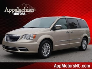 Chrysler Town & Country Limited for sale