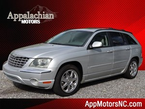 2006 Chrysler Pacifica Limited for sale by dealer