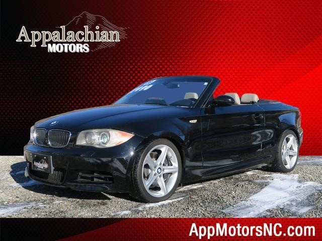 A used 2008 BMW 1 Series 135i Asheville NC