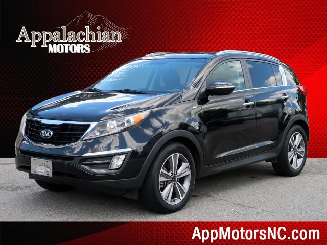 Picture of a 2014 Kia Sportage SX