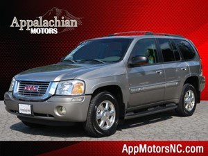 2002 GMC Envoy SLT for sale by dealer