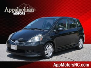 2008 Honda Fit Sport for sale by dealer