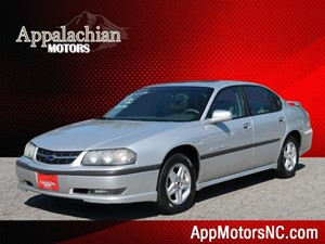 2003 Chevrolet Impala LS for sale by dealer
