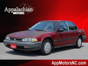 1991 Honda Accord DX for sale by dealer