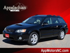 2005 Subaru Outback 2.5 XT Limited for sale by dealer