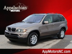 2005 BMW X5 3.0i for sale by dealer
