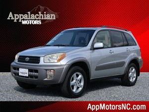 2001 Toyota RAV4 Base for sale by dealer