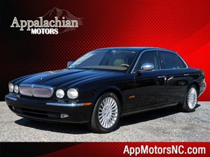2005 Jaguar XJ-Series Vanden Plas for sale by dealer
