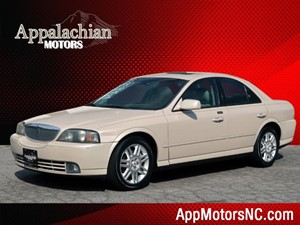 2003 Lincoln LS Sport for sale by dealer