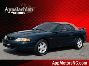 1995 Ford Mustang GT for sale by dealer