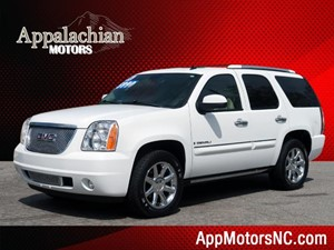 2008 GMC Yukon Denali for sale by dealer