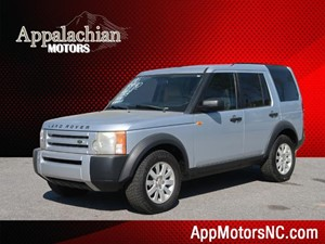 2006 Land Rover LR3 SE for sale by dealer