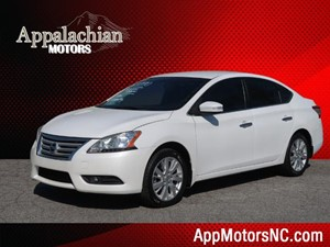2013 Nissan Sentra SL for sale by dealer