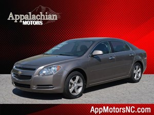 2012 Chevrolet Malibu LT for sale by dealer