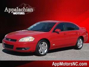 2008 Chevrolet Impala SS for sale by dealer