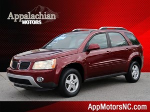 Picture of a 2008 Pontiac Torrent AWD 4dr SUV