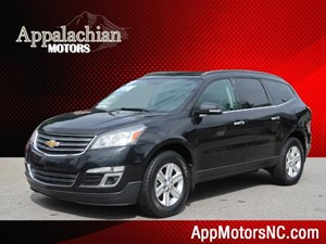 Picture of a 2013 Chevrolet Traverse LT