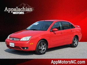 2007 Ford Focus ZX4 ST for sale by dealer