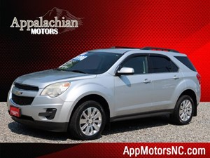 Picture of a 2011 Chevrolet Equinox LT