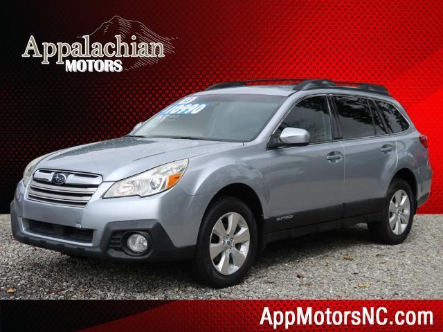 Picture of a 2013 Subaru Outback 2.5i Premium