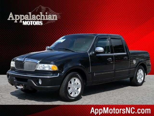 Picture of a 2002 Lincoln Blackwood Base