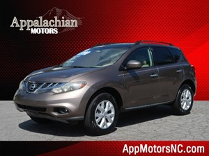 Picture of a 2011 Nissan Murano SV