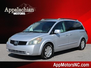 Picture of a 2005 Nissan Quest 3.5 S