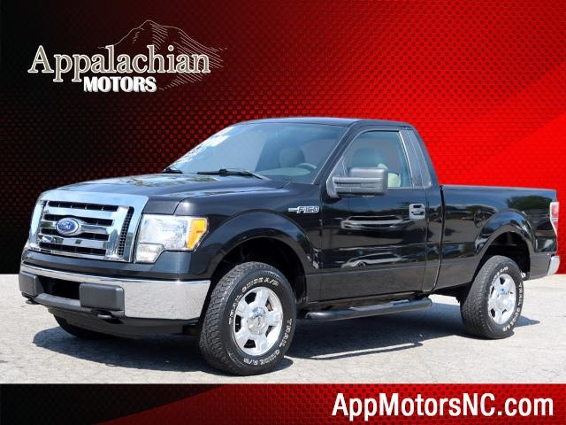 Picture of a 2010 Ford F-150 XLT