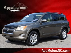 2009 Toyota RAV4 Limited for sale by dealer