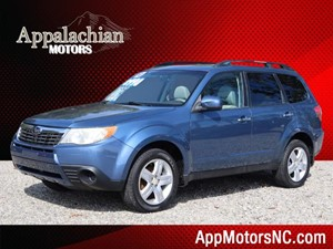 2010 Subaru Forester 2.5X Premium for sale by dealer