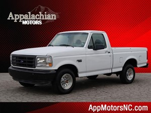 1996 Ford F-150 XL for sale by dealer