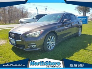 2014 INFINITI Q50 Premium Port Jefferson NY